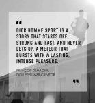 Dior 'HOMME SPORT'