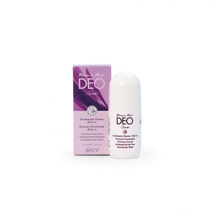 Bema Bio Deo Organic Women's Deodorant Roll-on