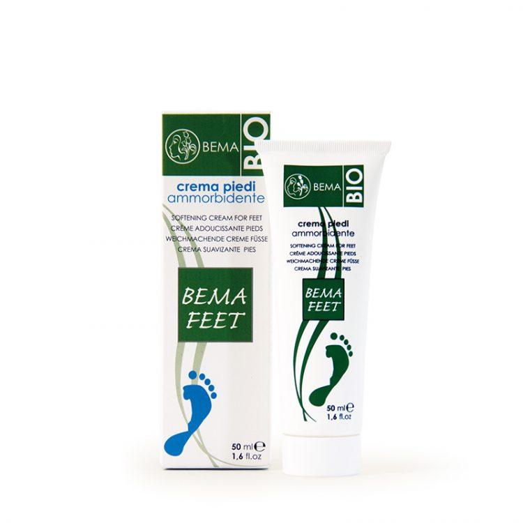 BemaBio Organic Feet Softening Cream