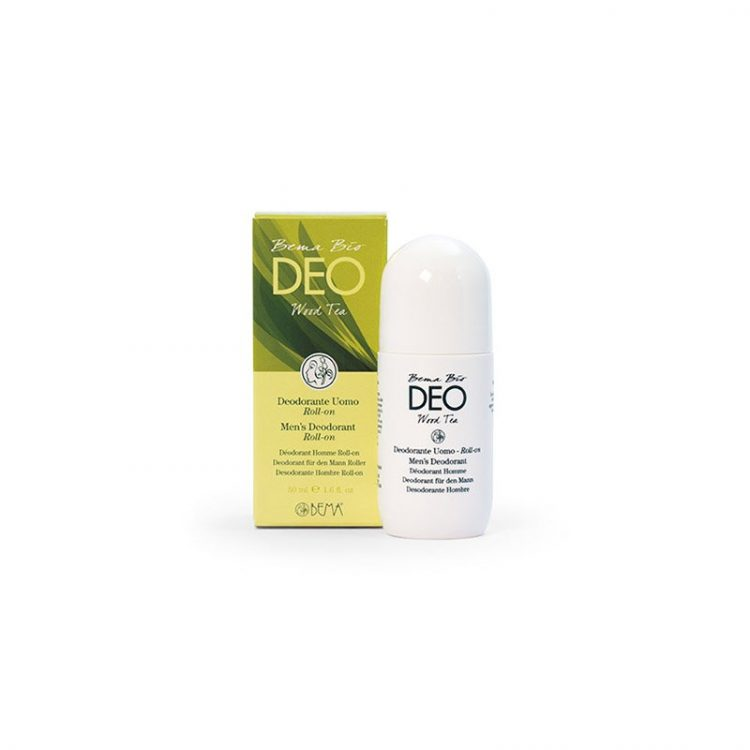 Bema Bio Deo Organic Men's Deodorant Roll-on