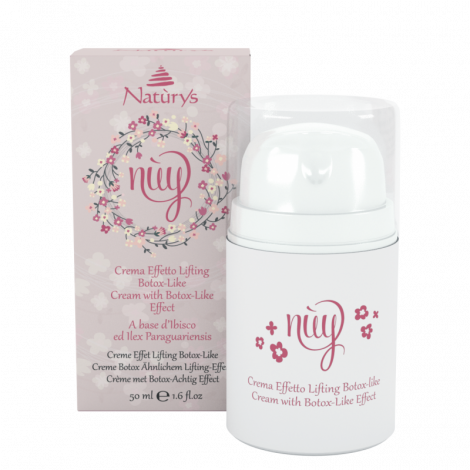 Natùrys Organic Botox Effect Face and Neck Cream