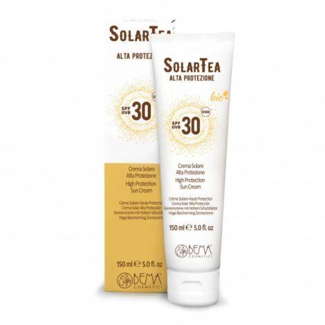 SolarTea Organic Sun Cream SPF 30
