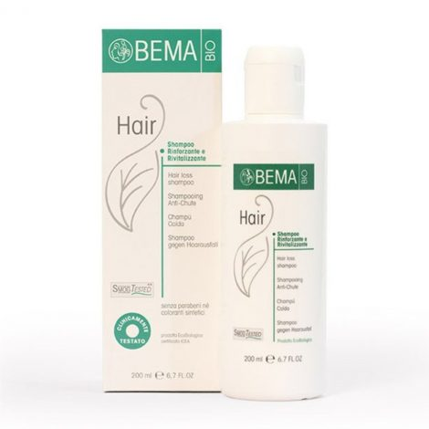 BemaBio Organic Hair Loss Shampoo