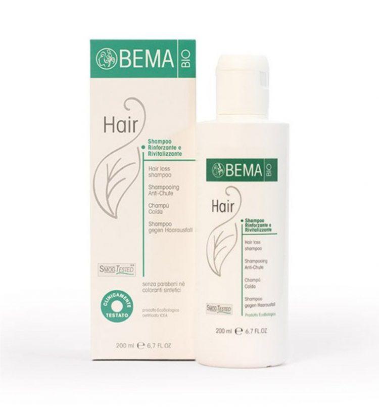 BemaBio Organic Hair Loss Shampoo