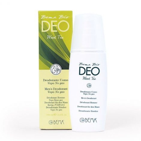 Bema Bio Deo Organic Men's Deodorant Spray