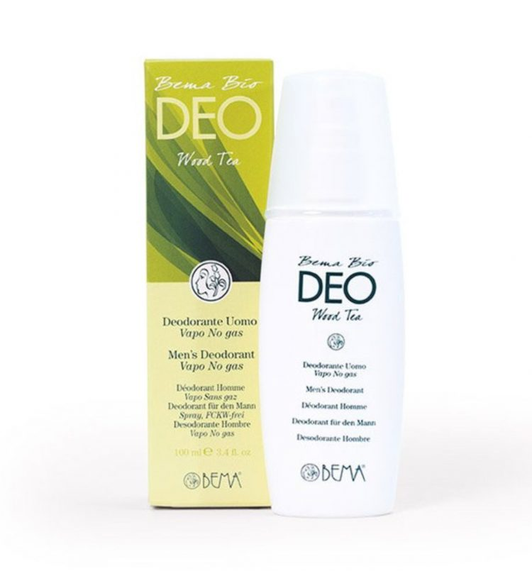 BemaBioDeo Organic Men's Deodorant Spray
