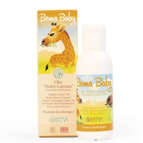 BemaBaby Organic Tender Caress Oil