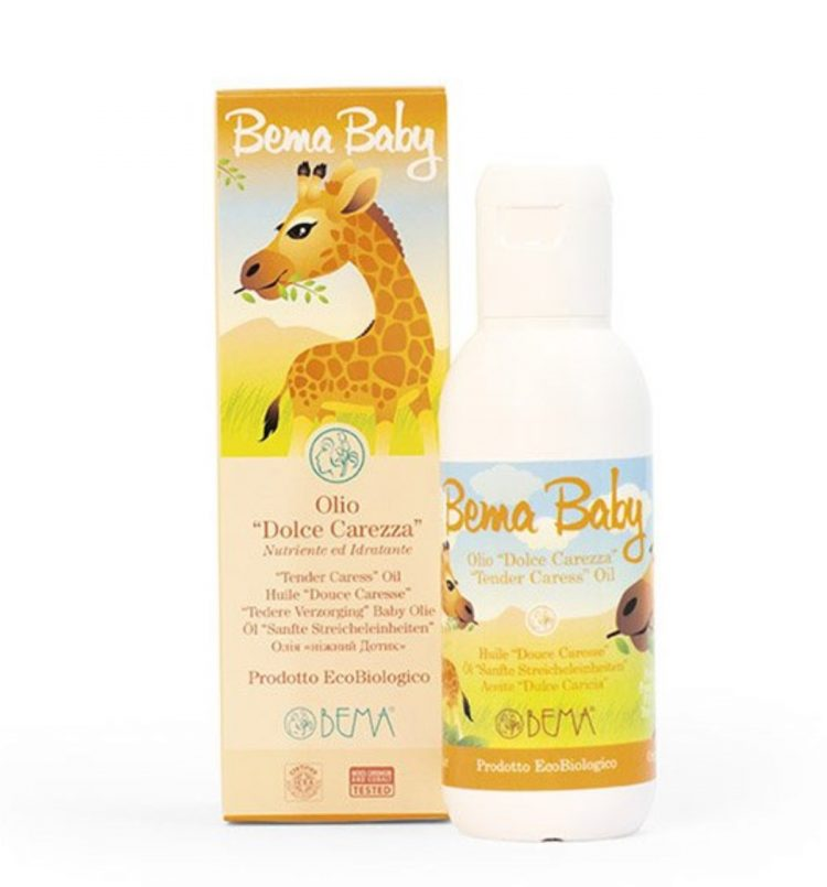 BemaBaby Organic Tender Caress Oil