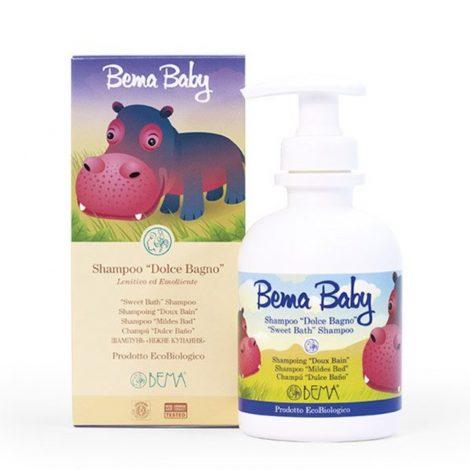 BemaBaby Organic No-Tears Shampoo