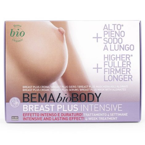 Bema Bio Body Organic Breast Plus Intensive Kit