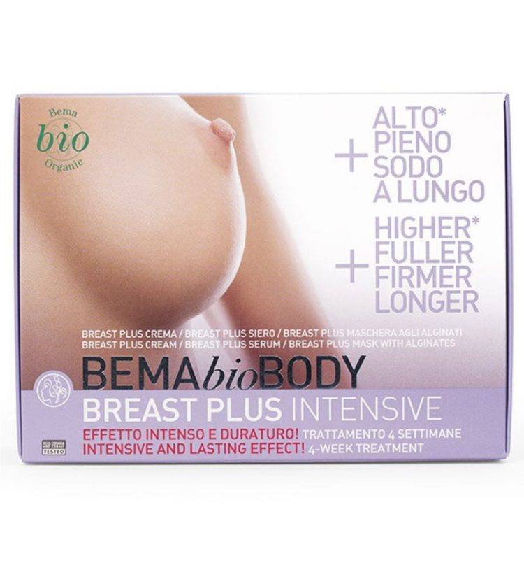 Bema Bio Body Organic Breast Plus Intensive Kit