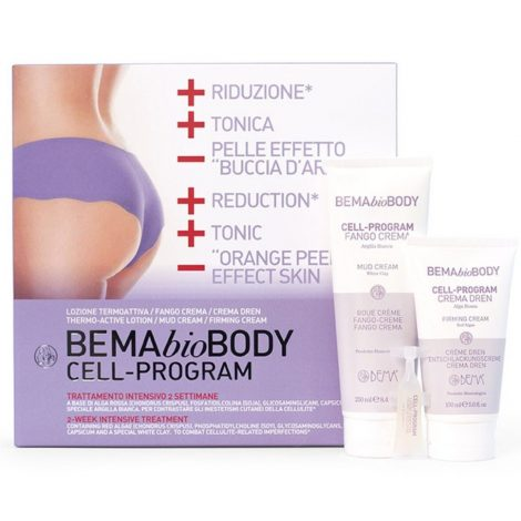Bema Bio Organic Cellulite reduction Kit