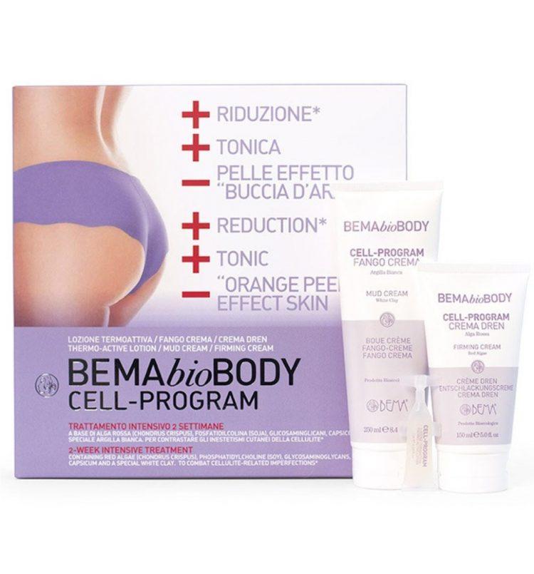Bema Bio Organic Cellulite reduction Kit