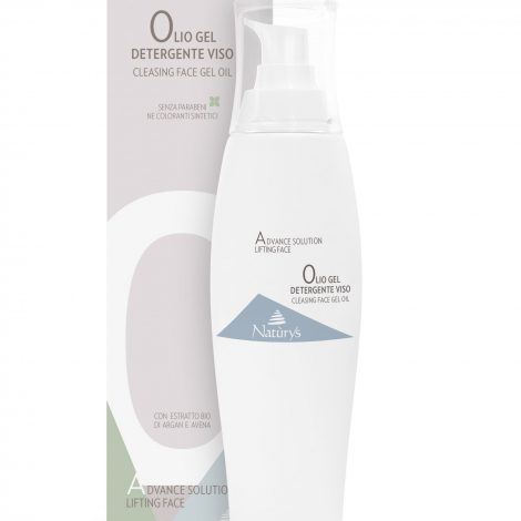 Natùrys Organic Face Cleansing Oil Gel