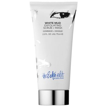 The Estée Edit WHITE MUD Exfoliating Scrub + Mask