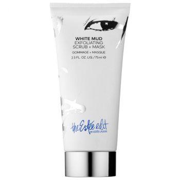 The Estée Edit WHITE MUDExfoliating Scrub + Mask