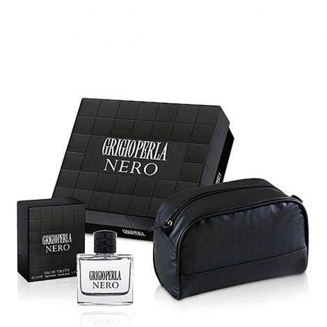 GRIGIO 'PERLA NERO' Gift Set
