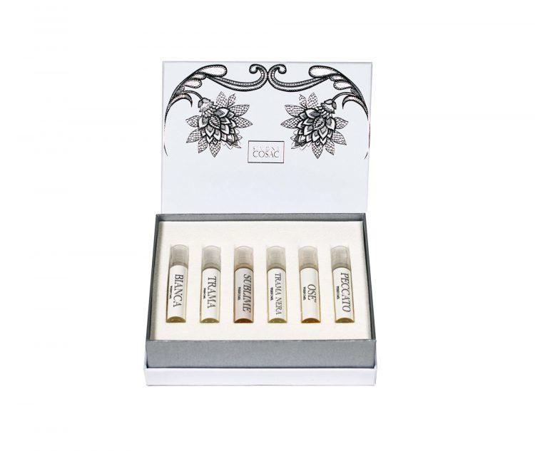 SIMONE COSAC Perfume Sample Set