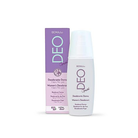 BemaBioDeo Organic Women's Deodorant Spray