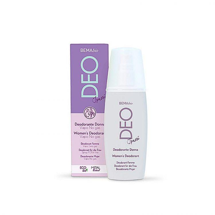 BemaBioDeo Organic Women's Deodorant Spray