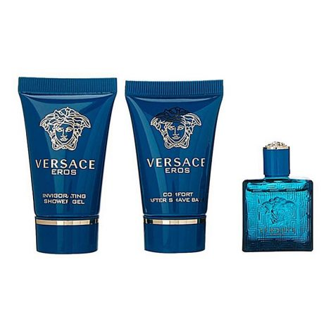 Versace Eros for Men Gift Set