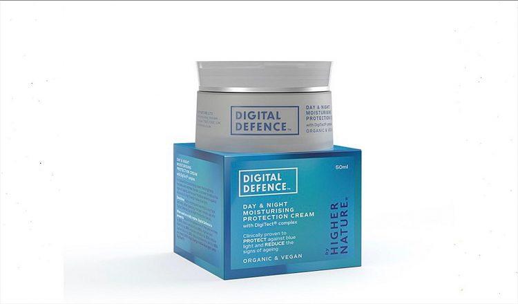 Digital Defence Vegan Day & Night Moisturising Protection Cream 50ml