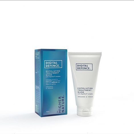 Digital Defence Vegan Exfoliating Treatment Mask