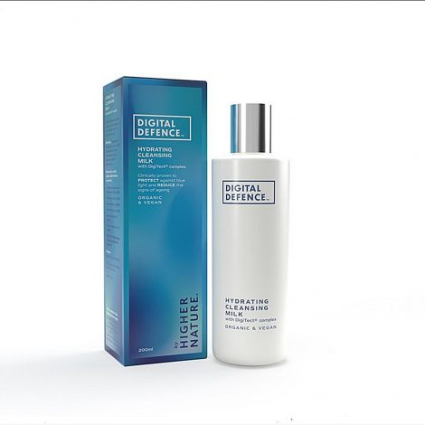 Digital Defence Vegan Hydrating Cleansing Milk