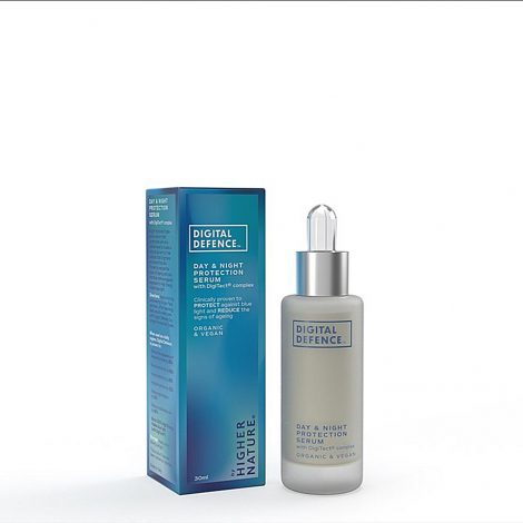 Digital Defence Vegan Day & Night Protection Serum