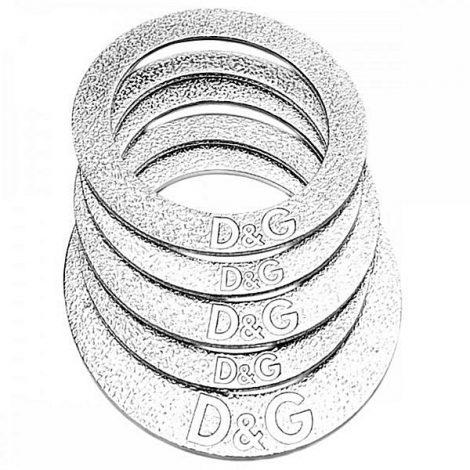 Dolce & Gabbana Brass Bangle DJ0822
