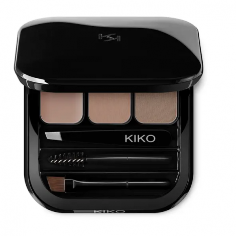 KIKO MILANO Eyebrow Expert Palette, 01 Blonde