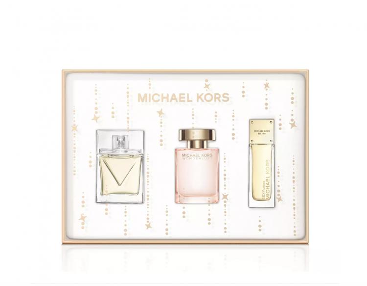 Michael Kors 'House Of MK' Mini Eau de Parfum 3-Piece Gift Set