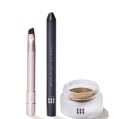 BBBLondon Brow Sculpting Pomade and Brow Sculpting Brush Duo