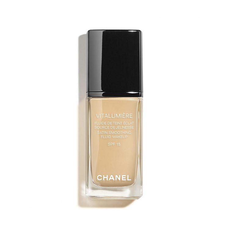 CHANEL VITALUMIÈRE Satin Fluid Makeup SPF 15, 30ml