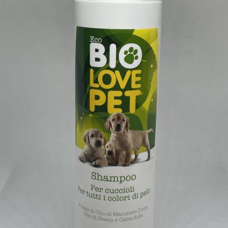 Bema Cosmetici Bio Love Pet Organic Shampoo For Puppies, 250ml