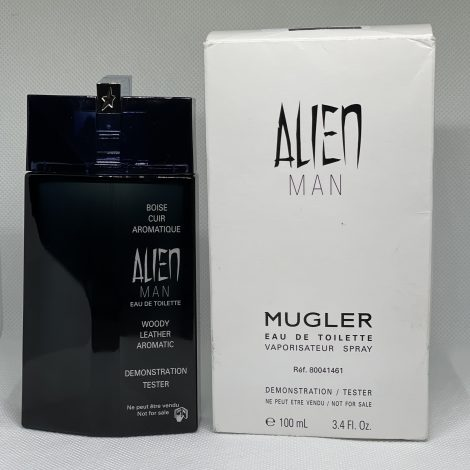 MUGLER Alien Man Eau de Toilette Refillable, 100ml