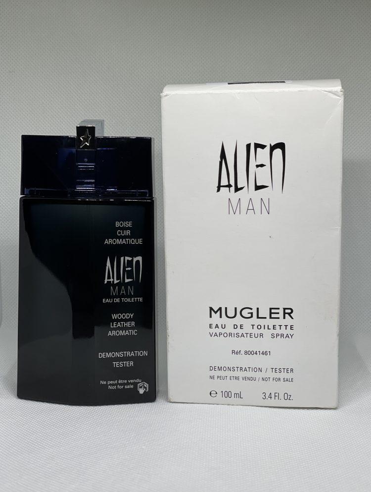 MUGLER Alien Man Eau de Toilette Refillable, 100ml
