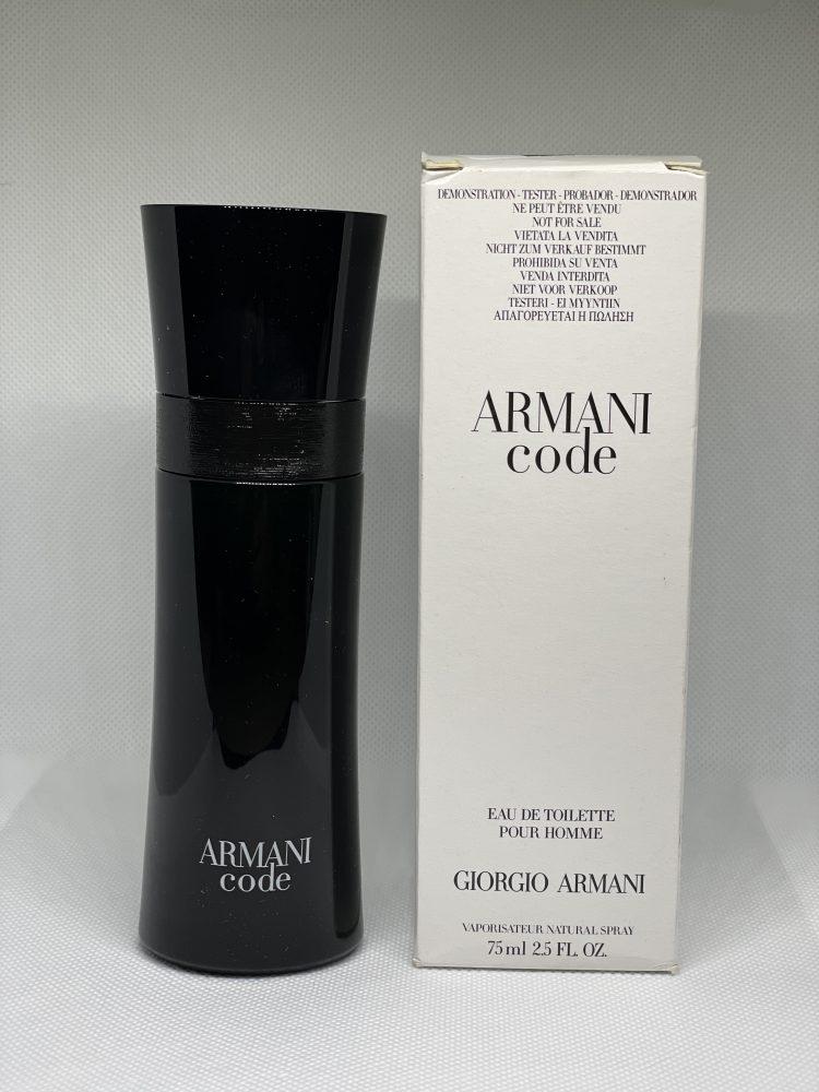 Giorgio Armani 'Armani Code' EDT Pour Homme, 75 ml