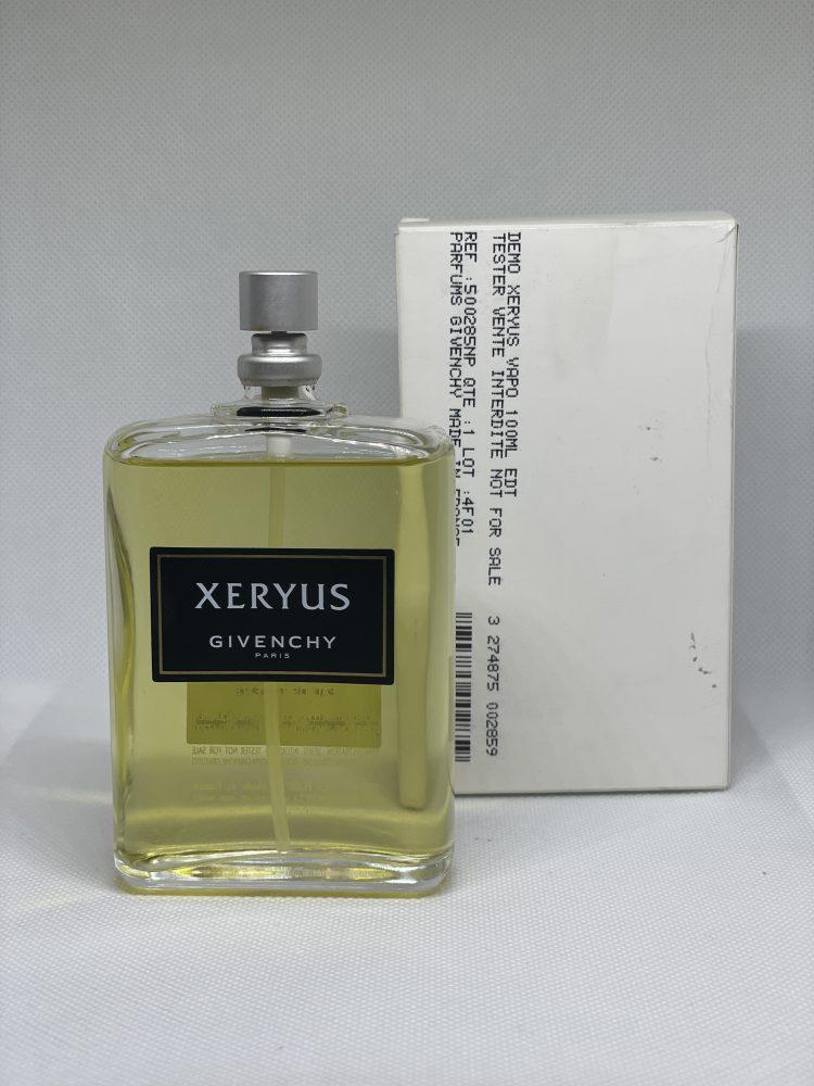 Givenchy Xeryus Eau de Toilette Spray Vintage, 100ml