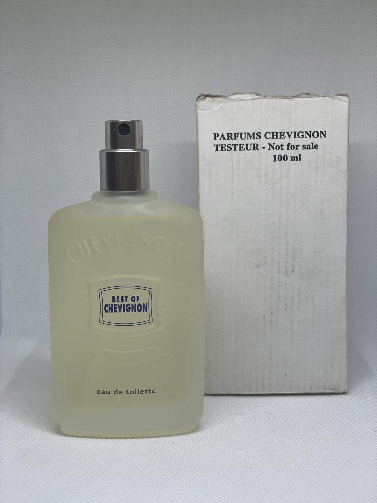 Chevignon Best of Chevignon Eau De Toilette Spray Rare, 100 ml