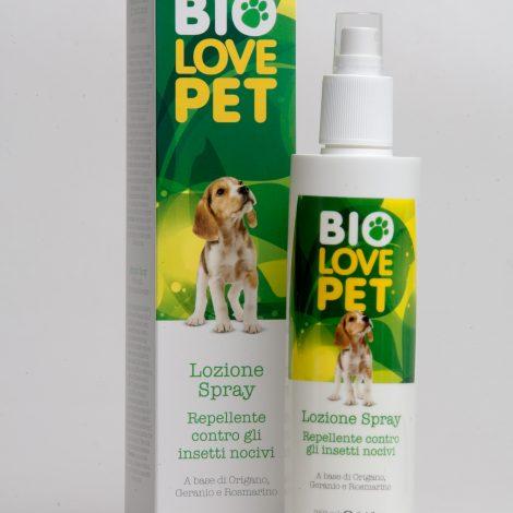 Bema Cosmetici  Bio Love Pet Organic Mosquito Spray, 250ml