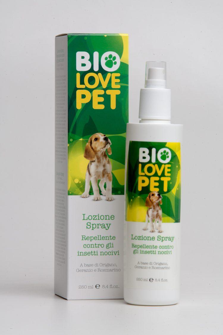 Bema Cosmetics Bio Love Pet Organic Mosquito Spray, 250ml