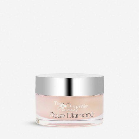 The Organic Pharmacy Rose Diamond Face Cream, 50ml