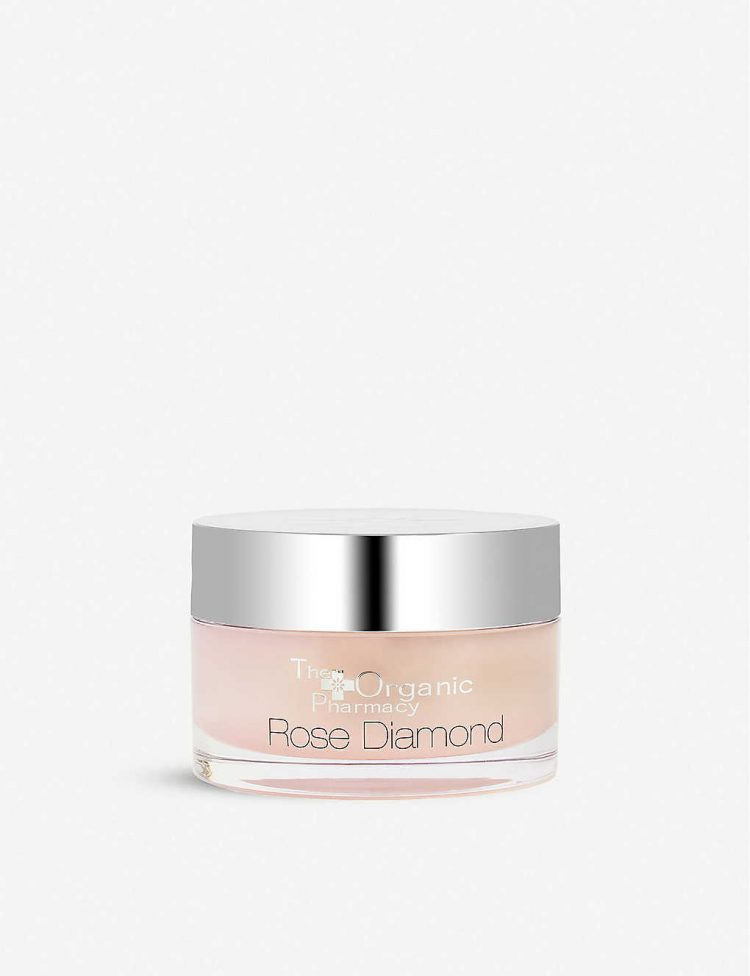 The Organic Pharmacy Rose Diamond Face Cream, 50ml