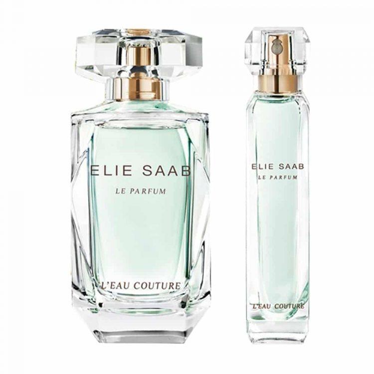 Elie Saab Le Parfum L'Eau Couture EDT Spray 90ml & 10ml