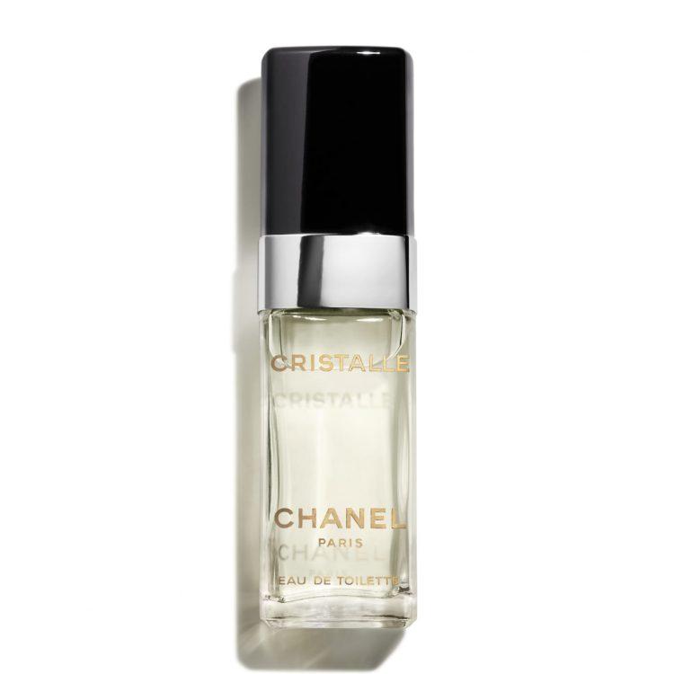 Chanel Cristalle Eau de Toilette for Women, 100ml