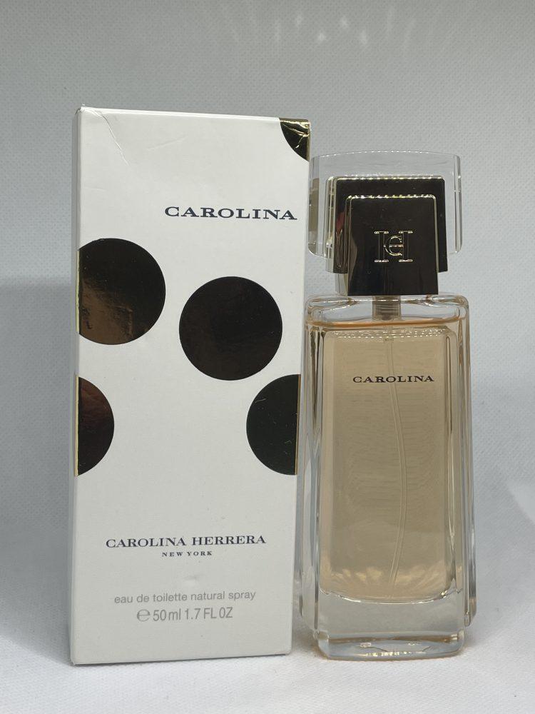 Carolina By Carolina Herrera  EDT For Women 50ml Rare