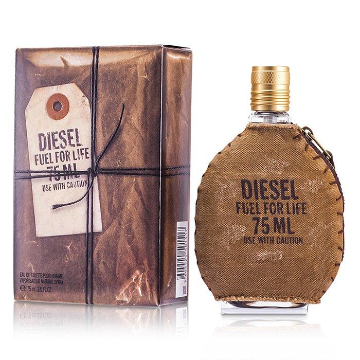Diesel Fuel for Life Eau de Toilette Pour Homme 75ml Rare