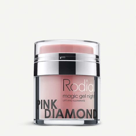 Rodial Pink Diamond Magic Gel Night Moisturiser, 50ml