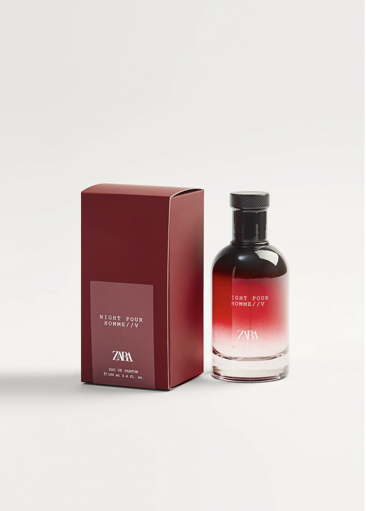 ZARA Night Pour Homme / / V 100 ml